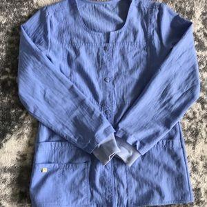 WonderWink women's scrub jacket